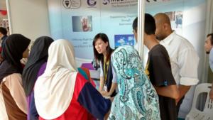 Mediven in Sambutan Hari AIDS Sedunia 2015