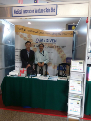 Mediven in Asia Pacific Conference on Public Health