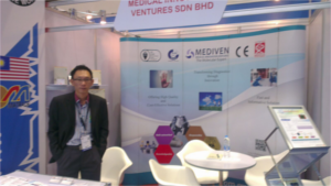 Mediven in the Medical Fair Thailand