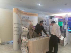 Mediven in the Perak Health Conference 2015